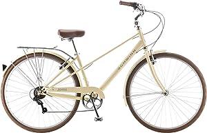 Schwinn 700c Admiral Women's Hybrid Bike, White