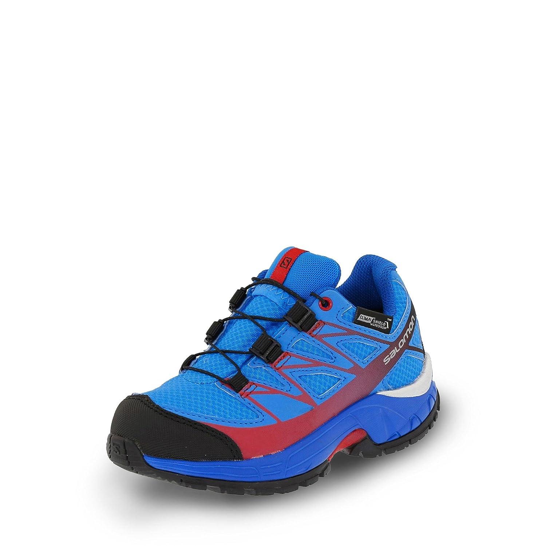 Salomon Jungen L39055700 Traillaufschuhe: : Schuhe