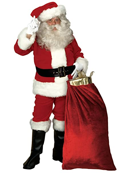 Amazon.com: Rubies Costume CO - Traje de Papá Noel Imperial ...