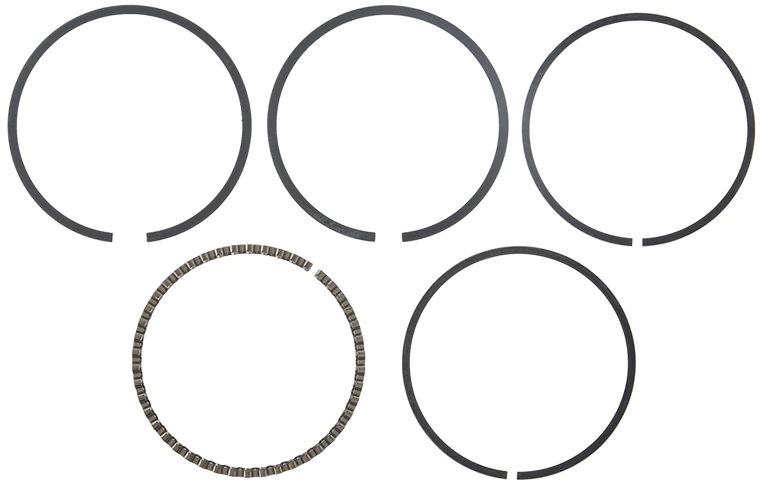 Wiseco 3437X Ring Set for 87.30mm Cylinder Bore