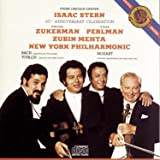 Isaac Stern 60th Anniversary Celebration