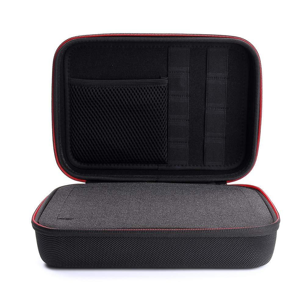 Q8 Grabadora de Audio H4N H6 H5 GUANHE Port/átil Estuche Bolsa de Almacenamiento para Zoom H1 F8 H2N