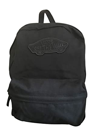 Vans Realm Off The Wall Backpack (Black)