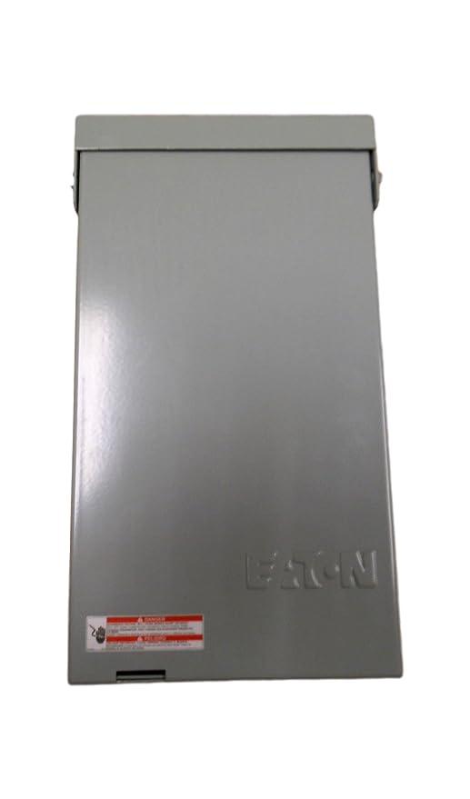 Amazon.com: Eaton & Watkins 301758 230 V, 50 Amp subpanel 4 ...