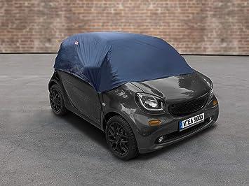 Halbgarage für Smart Autogarage
