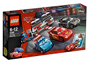 Amazon Com Lego Cars Ultimate Race Set By Disney Toys