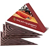 Stay Put Rug Gripper Keeps your rug, rug pad or carpet padding flat Stops  Rug
