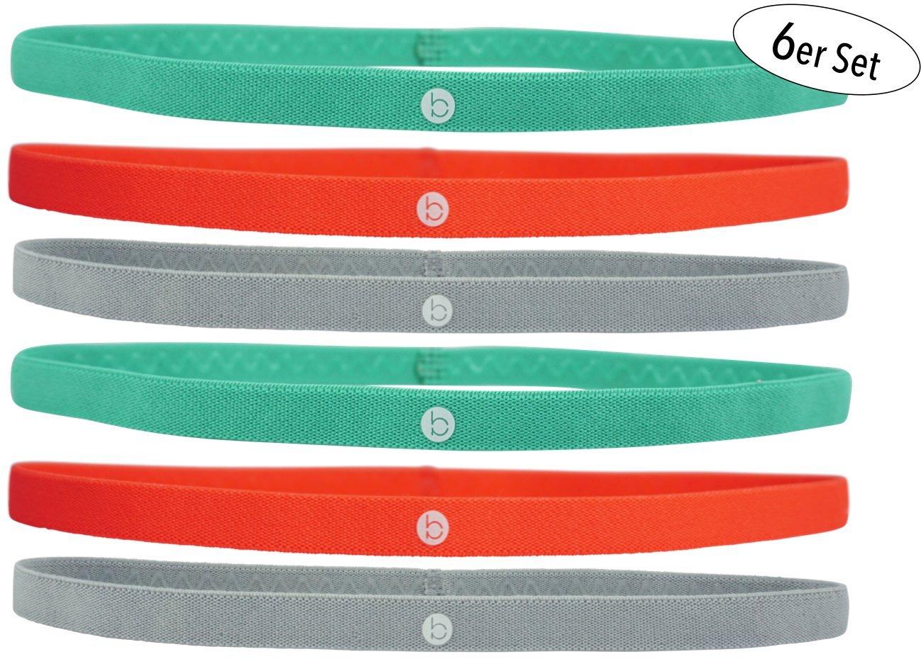adidas Haarband 3er Pack Orange | adidas Austria