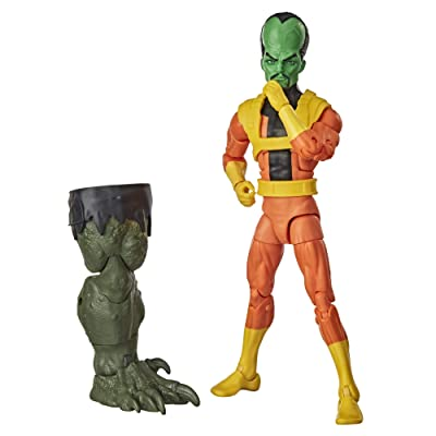 Hasbro Marvel Legends Series Gamerverse 6-inch Collectible Marvel's Leader Action Figure Toy, Ages 4 and Up: Toys & Games