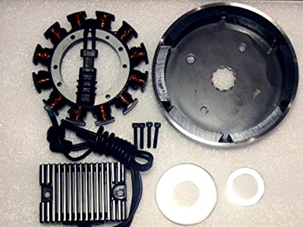 Parts & Accessories Automotive Spyke Stator for 32 Amp Charging System 429010
