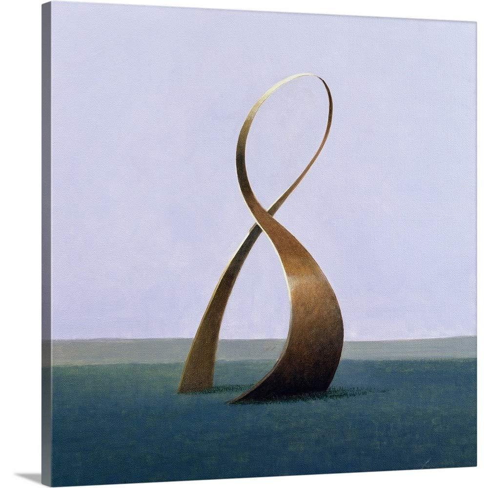 Lincoln Seligmanプレミアムシックラップキャンバス壁アート印刷題名infinity 24