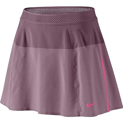 Nike Tennisrock Premier Maria Skirt - Ropa, color rosa oscuro, talla L