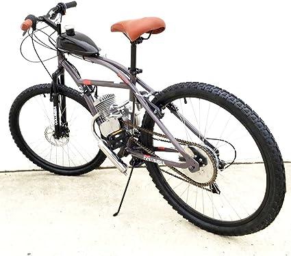 Bicicleta Motor funciona – El Castigador motorizado Bike Kit ...