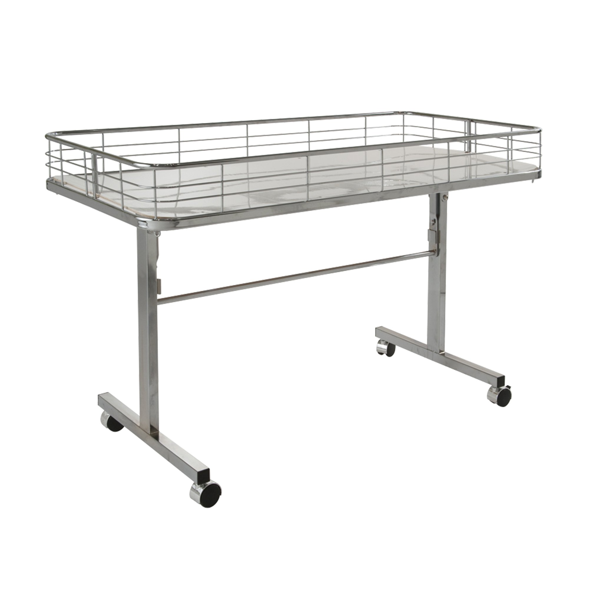 Econoco DT48/C Folding Dump Table