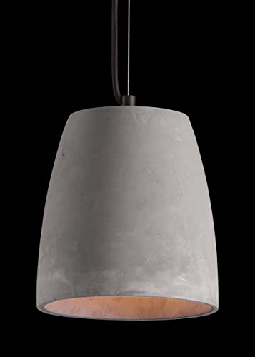Zuo 50205 Fortune Ceiling Lamp, Gray