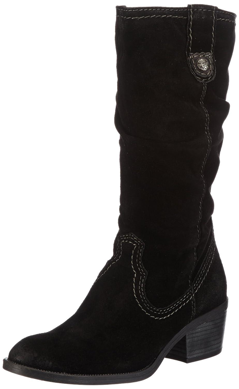 Tamaris 1-1-25011-21 Damen Stiefel Schwarz (schwarz (schwarz Schwarz 001) 74098b