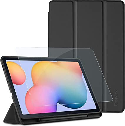 Easyacc Case Compatible With Samsung Galaxy Tab S6 Lite Computers Accessories