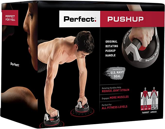 Sturdy And Durable Steel Home Training Fitness Exercise Gym UNIQUE-F 1 Pair Of Push-ups Non-slip Putter