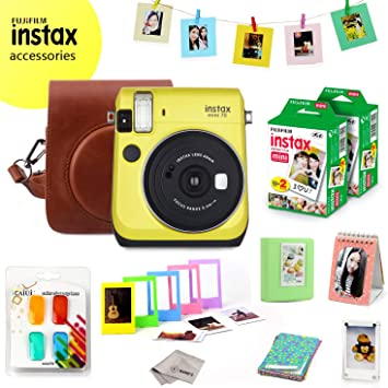 Rand's Camera Instax Mini 70 - Yellow product image 9