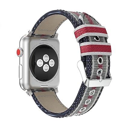 Amazon.com: Yayuu Compatible Bands for Smartwatch Series 4 ...