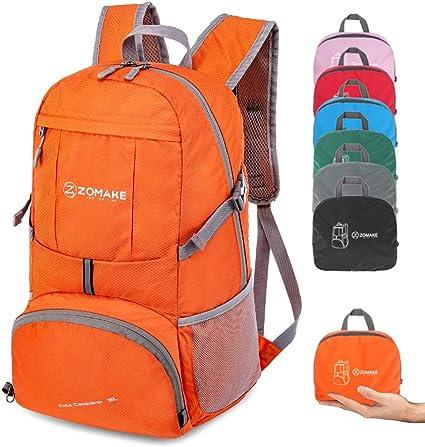 U U Sac /à Dos Pliable//accessoires-30L Packable l/éger Durable voyagecamping randonn/ée en Plein air Sac /à Dos