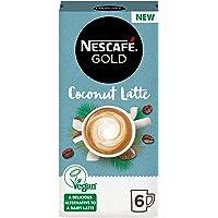 Nescafe Gold Coconut Latte, 6 Sachets x 15 gm