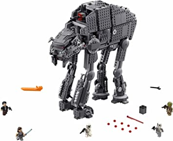 LEGO Star WarsTM - Andador de Asalto Pesado: Amazon.es: Juguetes y ...