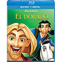 The Road to El Dorado Blu-ray + Digital