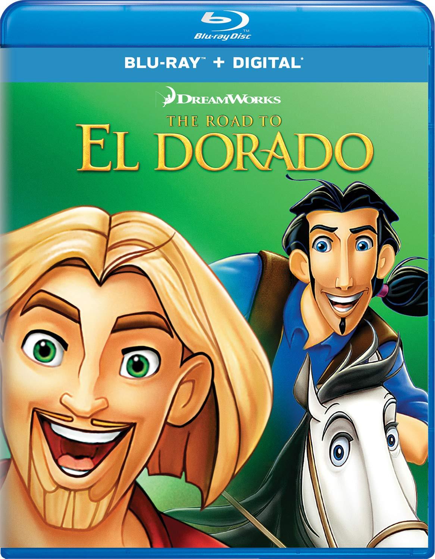 Blu-ray : The Road To El Dorado (Digital Copy)