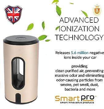Desodorizador de ionizador SmartPro 2018, purificador de Aire ...