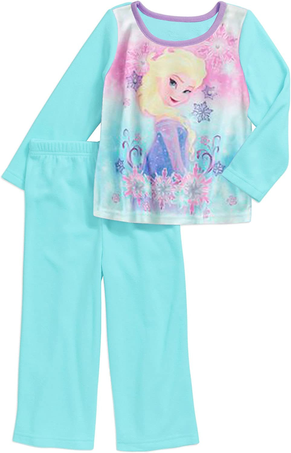 Disney Girls Frozen Pajamas