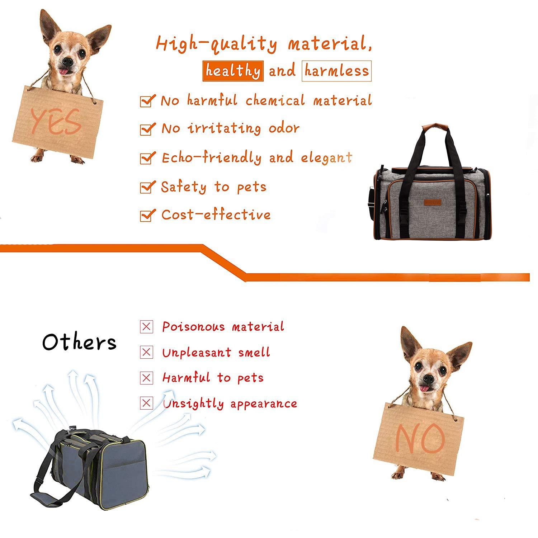 Amazon.com: Transportador de mascotas para perros ...