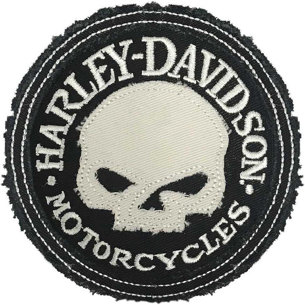 Harley Davidson Bonnet modèle Circle skull