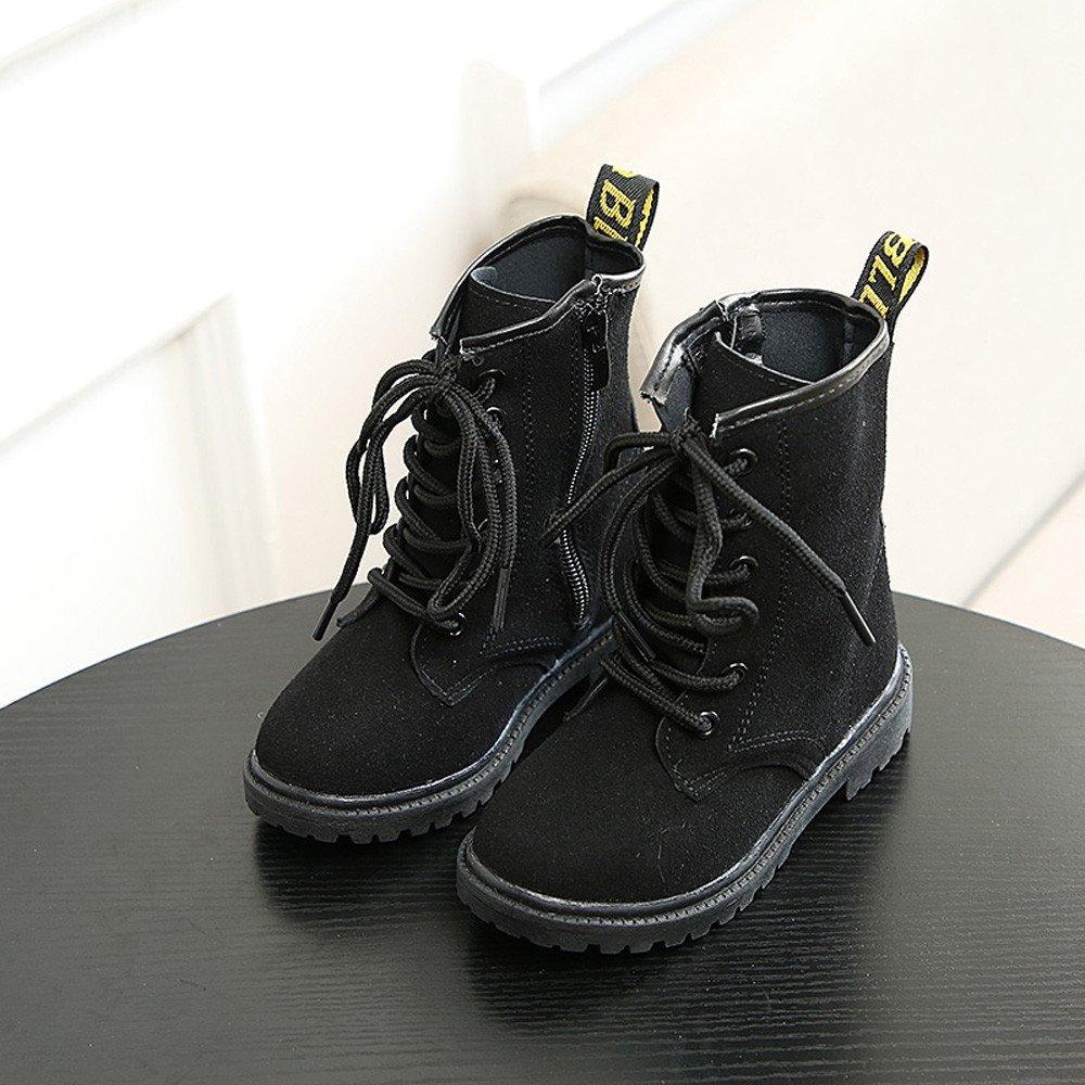 1a78cf6d946ad Chaussures Bébé Binggong Chaussures Enfants Mode Garçons Filles Sneaker  Bottes Enfants Chaud Bébé Chaussures Décontractées