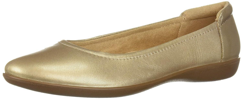 9023b2c4e9 Naturalizer Women's Flexy Ballet Flat: Amazon.co.uk: Shoes & Bags