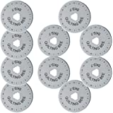 10-Pack Quilting Bee 60mm Rotary Cutter Refill / Replacement Blades (RB6010)