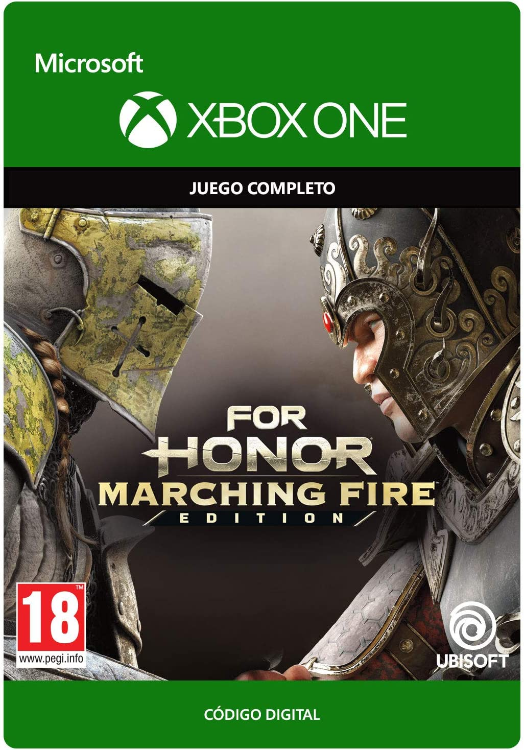 For Honor: Marching Fire Edition | Xbox One - Download Code ...