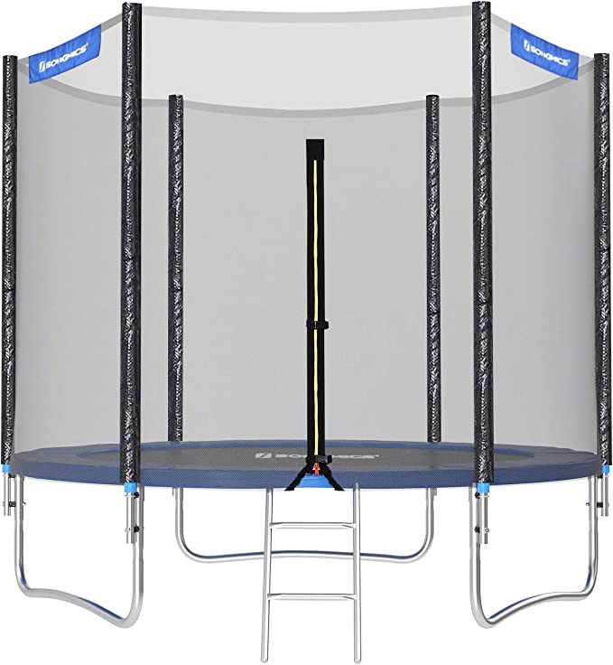 SONGMICS All Age Above 6 Years Old STR8FT - Cama elástica ...