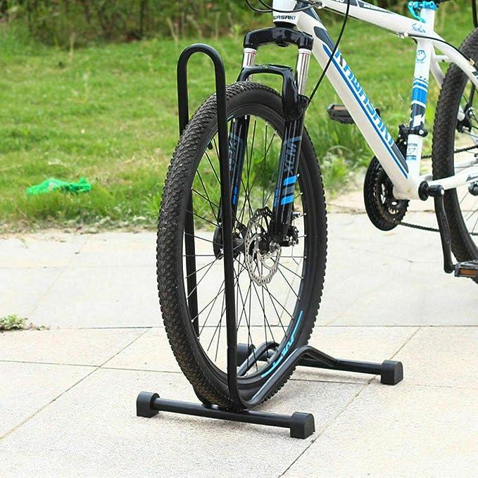 Bike Bicycle Coated Floor Stand Bikes Display Rack Storage Holder Repair Cycling