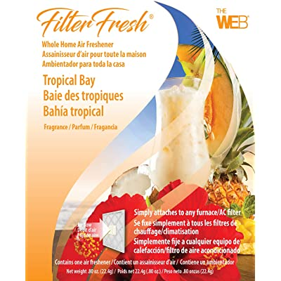 WEB FilterFresh Whole Home Tropical Bay Air Freshener: Home Improvement