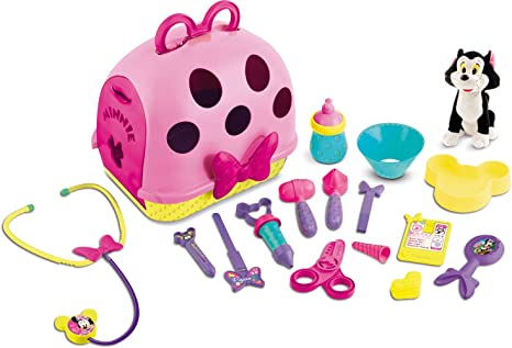 IMC Toys - Minnie set de veterinaria (180666)