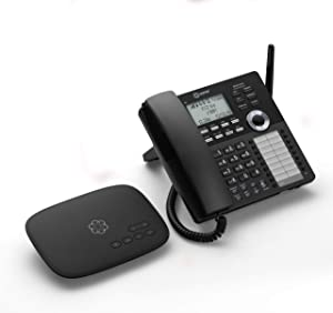 Ooma Telo VoIP Home Office Phone System. Free Phone Service with Business Desk Phone. Affordable Internet-Based landline Replacement. Unlimited Nationwide Calling. Low International Rates.