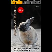 Rabbits in Rabbits Island: 91 rabbits pictures in Okunojima Setonaikai National Park (Japanese Edition)