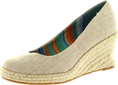 Soft Style Damenschuhe Damenschuhe Style Feri Platform Pumps Schuhes, Natural 9917c7