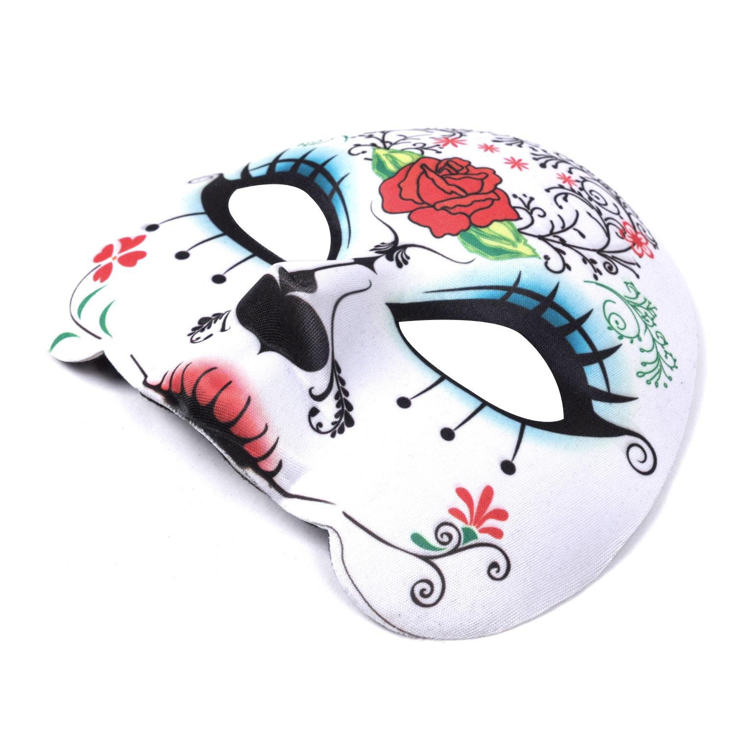 """Women s Day The Dead Sugar Skull Mask """"Maria"""" Amazon"""