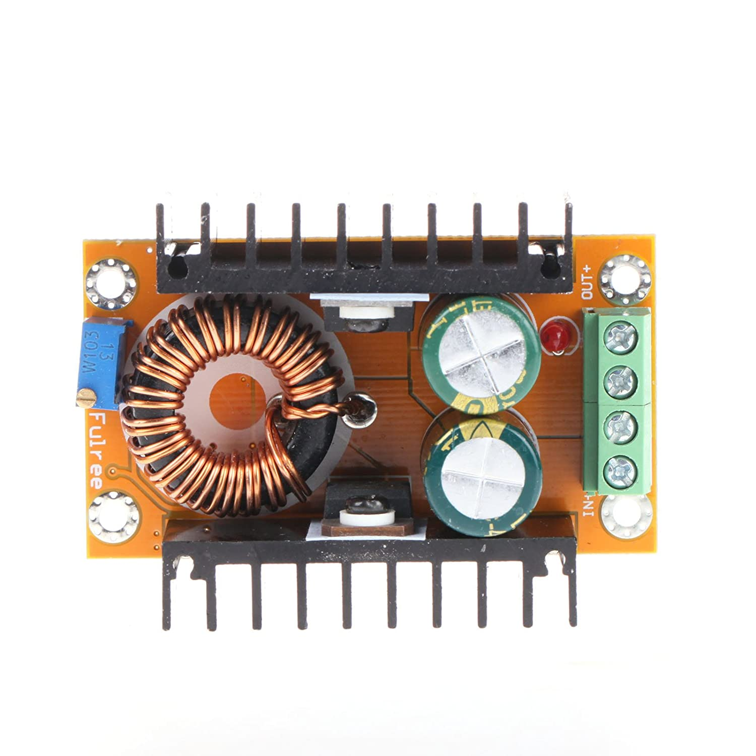 100w Dc Boost Converter In Pakistan Microsolution Lahore Ltc1871 Step Up Power Module Diy A Output Adjustable Car Supply Charger For Example 12v To Charge 48v Battery Electric Device
