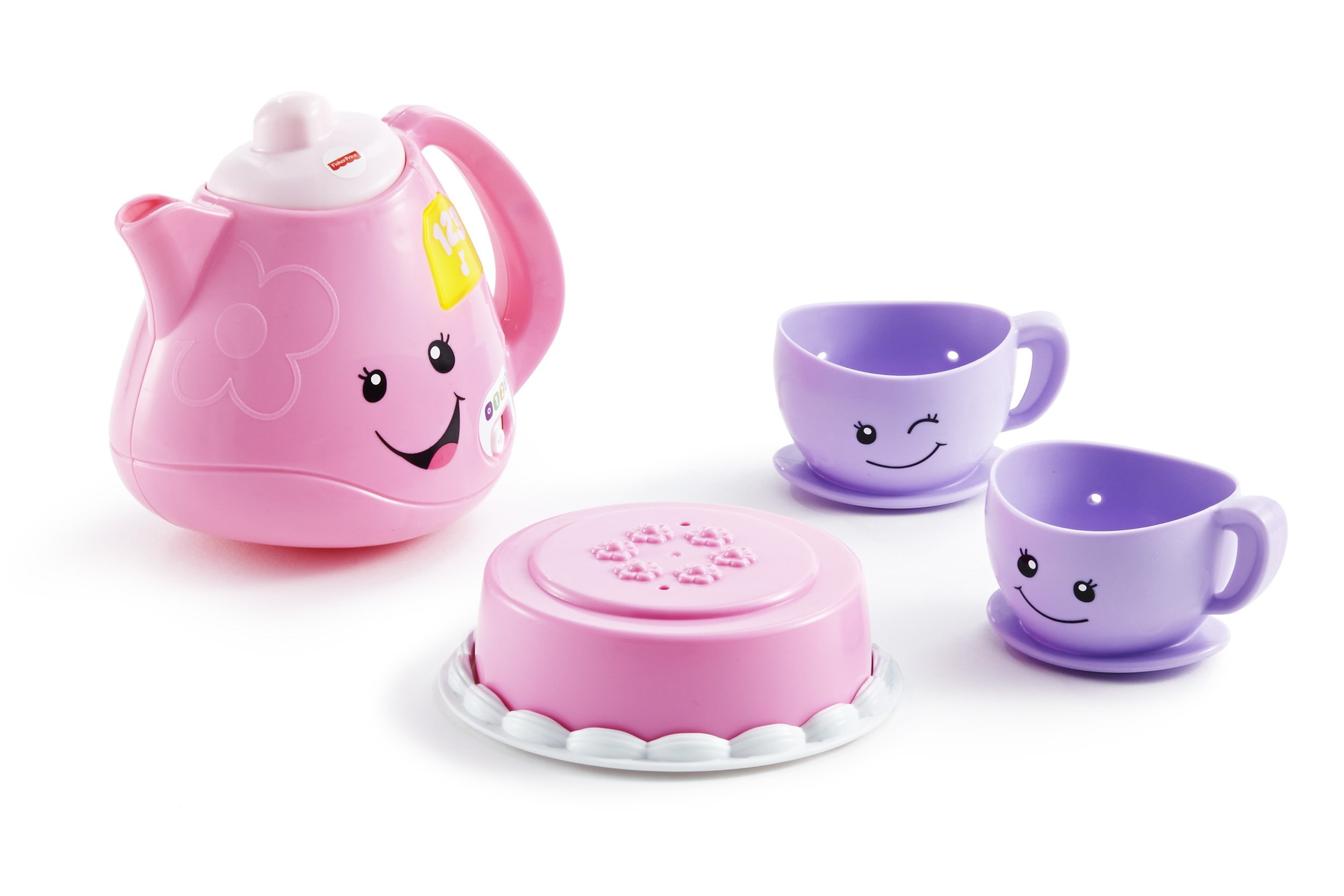 Laugh & Learn Sweet Manners Tea Set | DYM76 | Fisher-Price