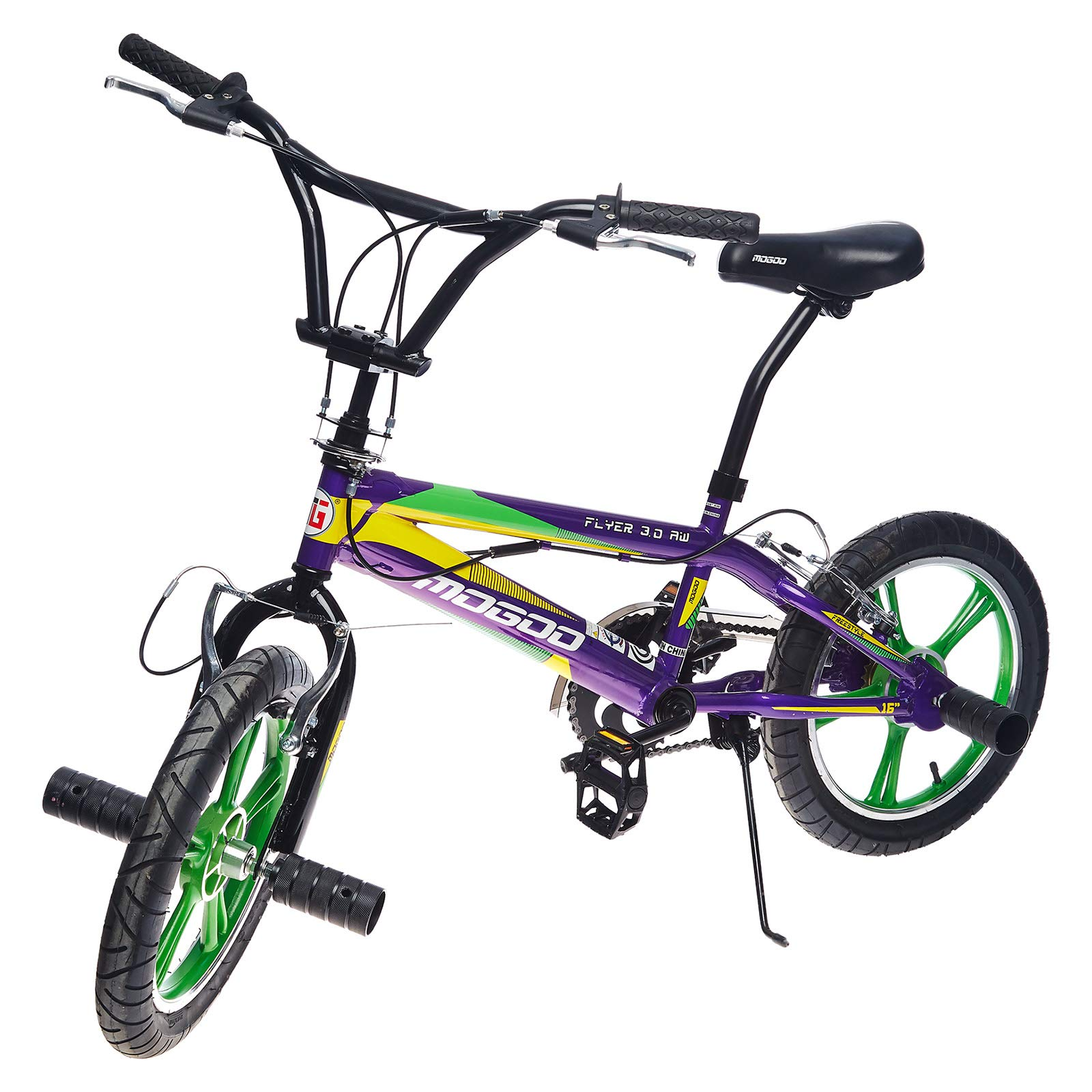 Mogoo Flyer Aw 16 Inch Bmx Bike Purple Price In Uae Amazon Ae