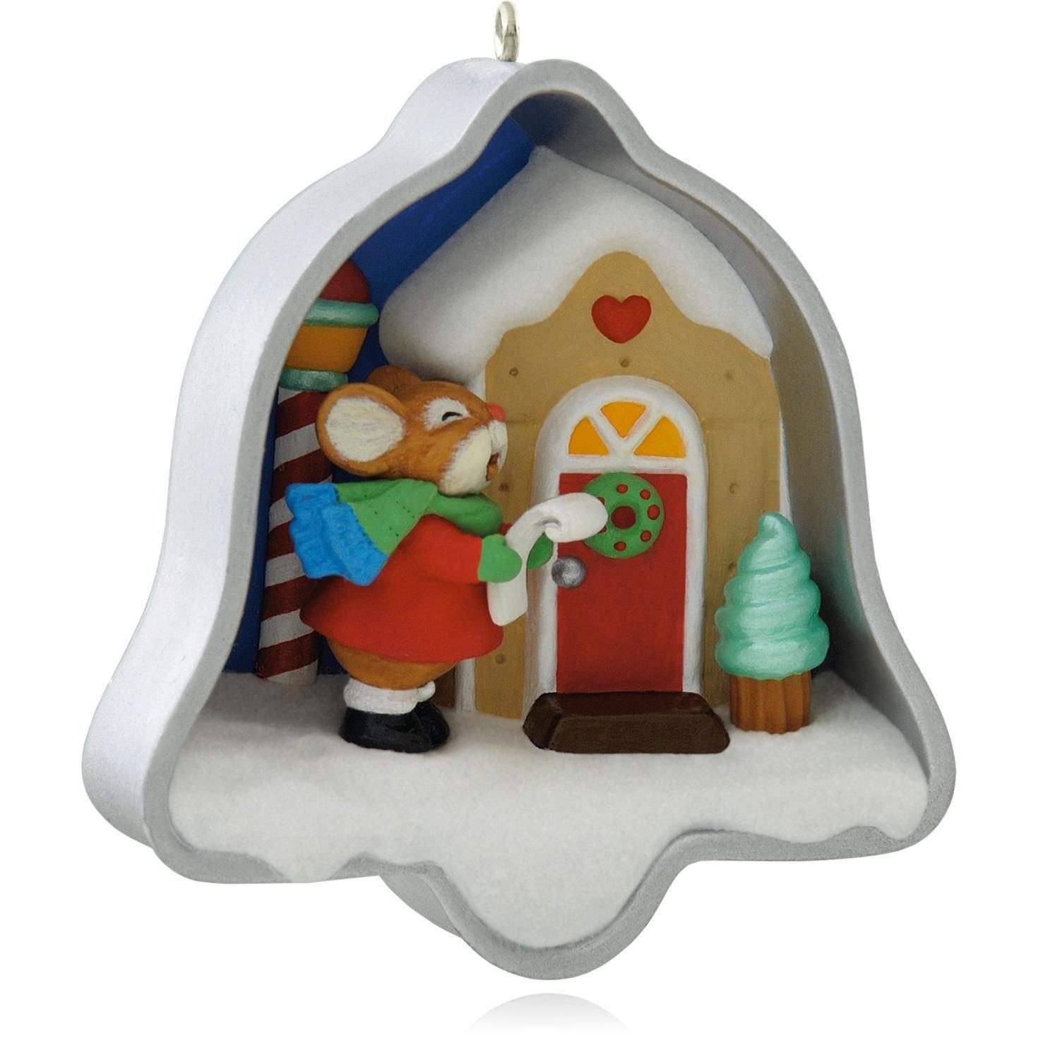 Hallmark 1 X Cookie Cutter Christmas 3rd In Series - 2014 Keepsake Ornament