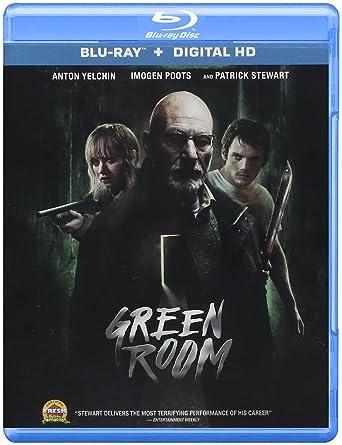 J Green Room: Brutale Horror-Kost mit Patrick Stewart und Anton Yelchin.